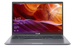 "Ноутбук ASUS Laptop 15 X509JB-EJ066T (i3-1005G1/8Gb/SSD 512Gb/nV MX110 2Gb/15,6"" FHD/BT Cam/Win10) (90NB0QD2-M04110)Темно-серый"