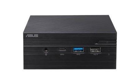 Неттоп ASUS PN40-BB015MV (Intel Celeron J4005/DDR4 Intel UHD Graphics 600/noOS) Черный (90ms0181-m00150)