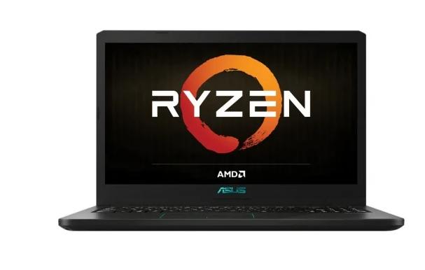"""Ноутбук ASUS M570DD-DM009 (Ryzen 5 3500U/8Gb/SSD 512Gb nV GTX1050/4Gb/15,6"""" FHD/BT Cam/No OS) (90NB0PK1-M02480) Черный"""