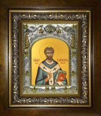 Икона Климент папа Римский священномученик (14х18)