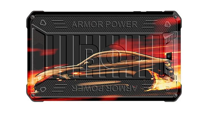 Планшет BQ-7098G ARMOR POWER PRINT5