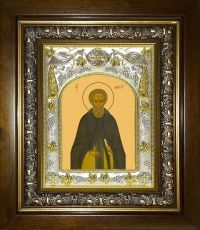 Икона Михей Радонежский преподобный (14х18)