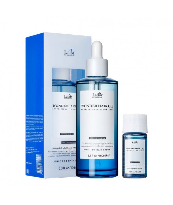 Увлажняющее масло для волос La'dor Wonder Hair Oil