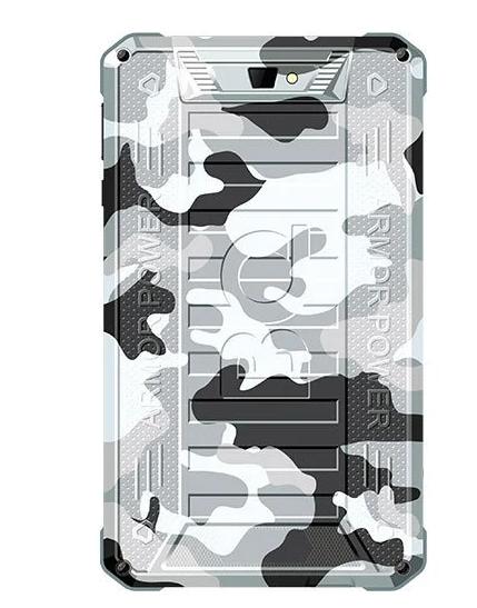 Планшет BQ-7098G ARMOR POWER CAMMO WINTER