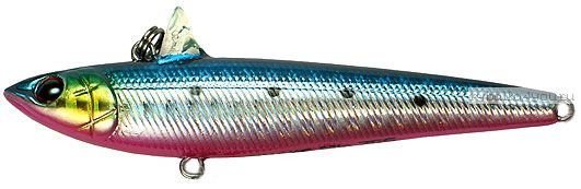 Воблер Kosadaka Shake Minnow 75 мм / 16 гр / Заглубление: 0,7 - 2,5 м / цвет: BRS