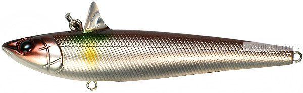 Воблер Kosadaka Shake Minnow 75 мм / 16 гр / Заглубление: 0,7 - 2,5 м / цвет: PSSH