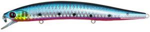 Воблер Kosadaka Slim Minnow 125 мм / 15 гр / Заглубление: 0,1 - 0,5 м / цвет: BRS
