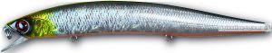 Воблер Kosadaka Slim Minnow 125 мм / 15 гр / Заглубление: 0,1 - 0,5 м / цвет: GT