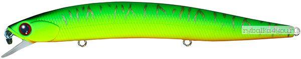 Воблер Kosadaka Slim Minnow 125 мм / 15 гр / Заглубление: 0,1 - 0,5 м / цвет: MTH