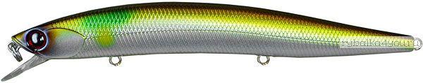 Воблер Kosadaka Slim Minnow 125 мм / 15 гр / Заглубление: 0,1 - 0,5 м / цвет: NAT