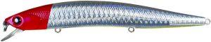 Воблер Kosadaka Slim Minnow 125 мм / 15 гр / Заглубление: 0,1 - 0,5 м / цвет: RH