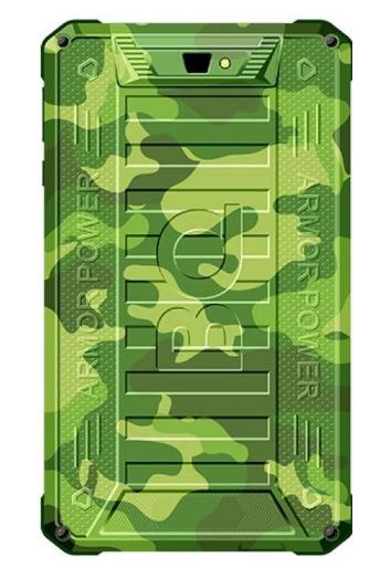 Планшет BQ-7098G ARMOR POWER CAMMO JUNGLE