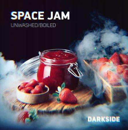 Табак Darkside Core - Space Jam (Сладкая Клубника, 250 грамм)