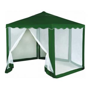 Тент садовый Green Glade 1003  2х2х2х2,6м (полиэстер)