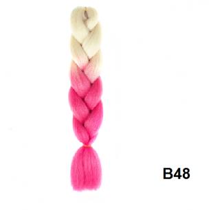 Канекалон №B048 (60 см) -  100 гр.