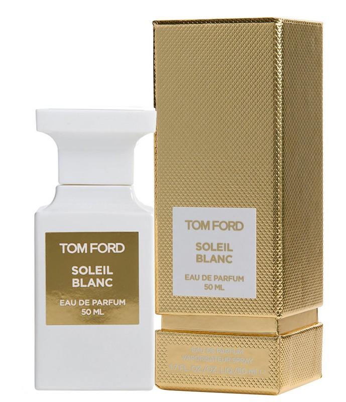 Парфюмерная вода Tom Ford Soleil Blanc 50 мл (унисекс) LUX