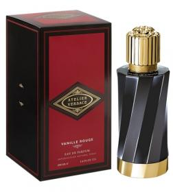 "Парфюмерная вода Atelier Versace ""Vanille Rouge"" 100 мл - подарочная упаковка"