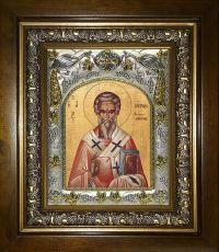 Икона Мирон Критский чудотворец (14х18)