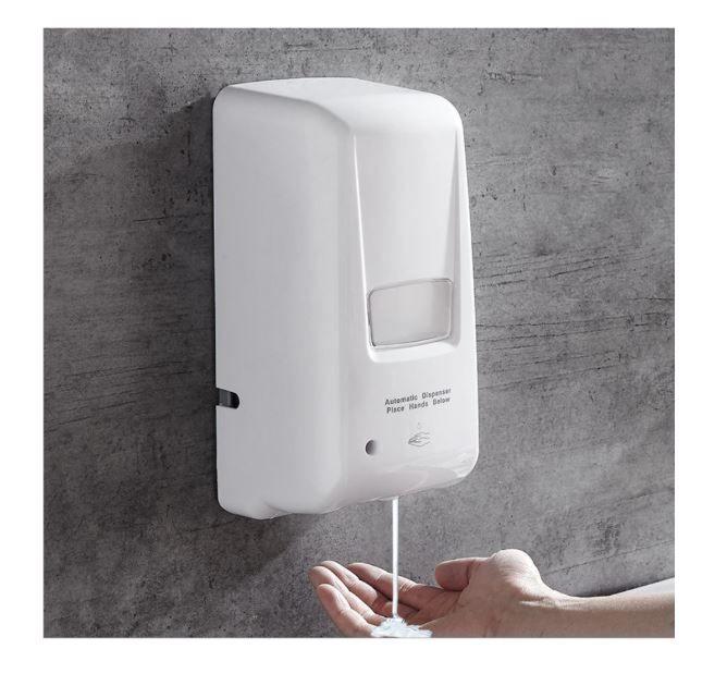 Диспенсер-дозатор Joylife бесконтактный сенсорный для жидкого мыла/антисептика, 1000 мл
