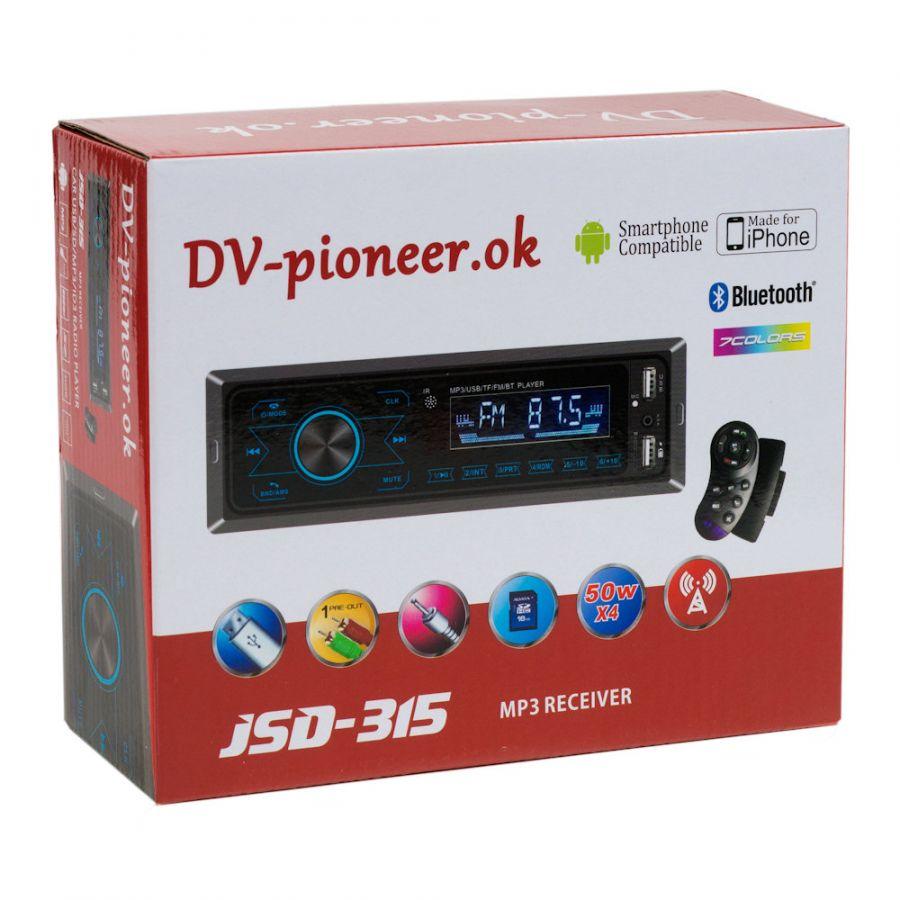 Автомагнитола PioneerOK JSD-315