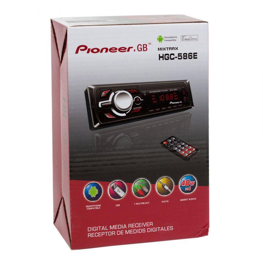 Автомагнитола PioneerHGC-586E