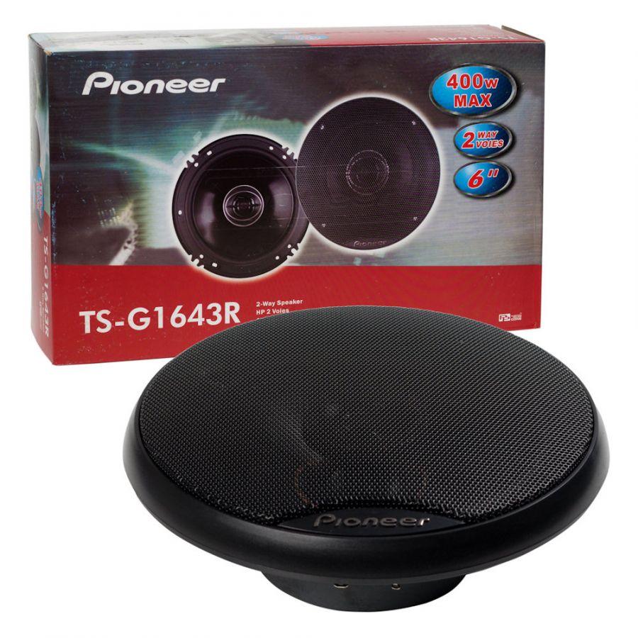 Автоакустика  Pioneeir TS-G1643R (16)