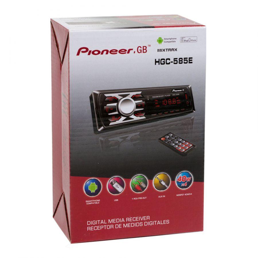 Автомагнитола Pioneer.GB HGC-585E