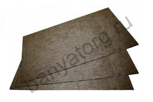 Базальтовый картон 1000х600х10мм (20 шт)