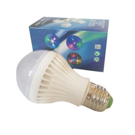 Светодиоидная цветная LED-лампа Звезды