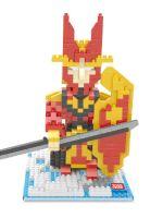 Конструктор Wisehawk & LNO Варкрафт серия 583 детали NO. 2453 Warcraft series mini blocks