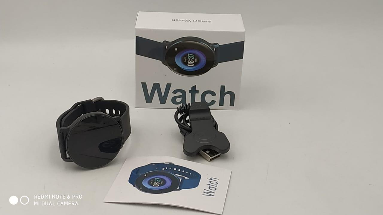 Смарт браслет-часы Smart Bracelet-Watch Black