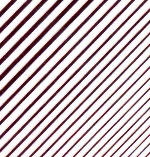 3D наклейки полоски красные