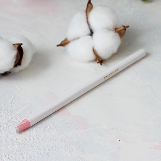 Карандаш для кроя ткани Белый