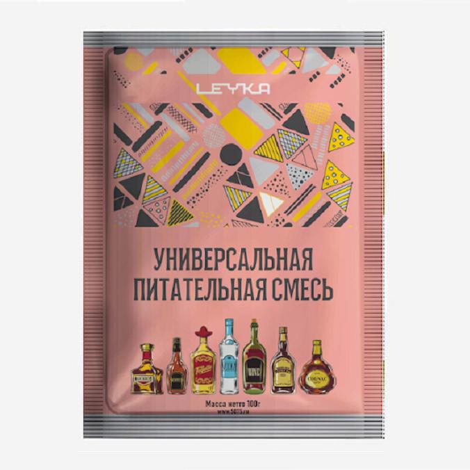 Питательная смесь для дрожжей LEYKA, 100 г