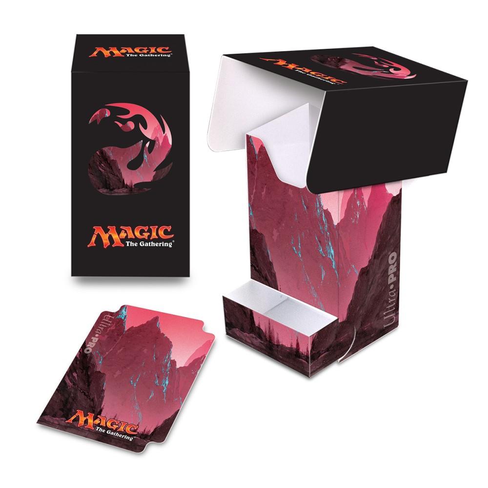Пластиковая коробочка Ultra-Pro «Mana 5 Mountain Full View»