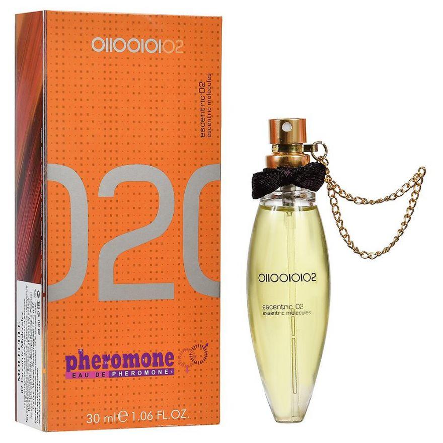 Мини-парфюм с феромонами Escentric Molecules Escentric 02 30 мл (с цепочкой)