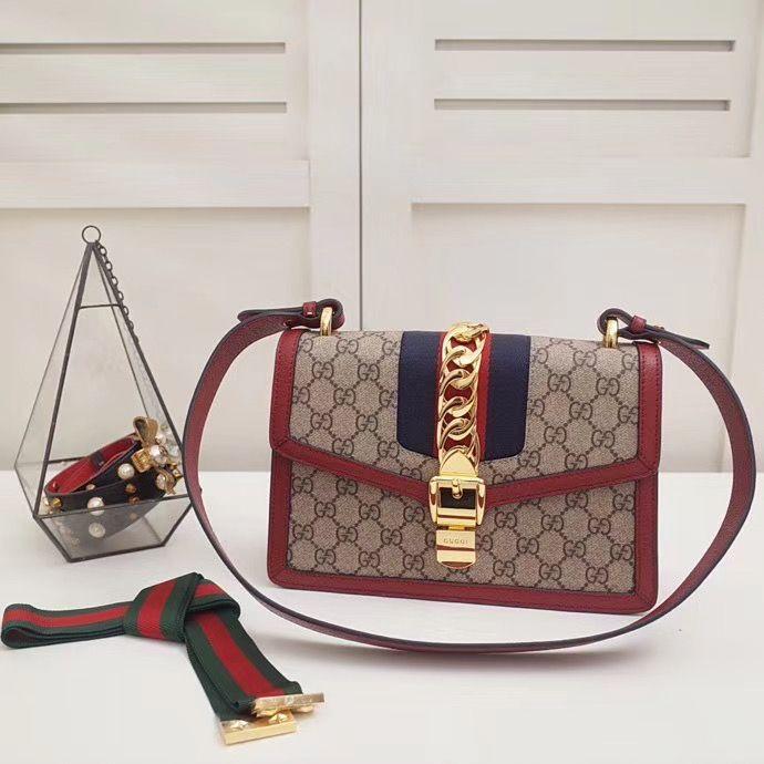 Gucci Sylvie 25,5 cm