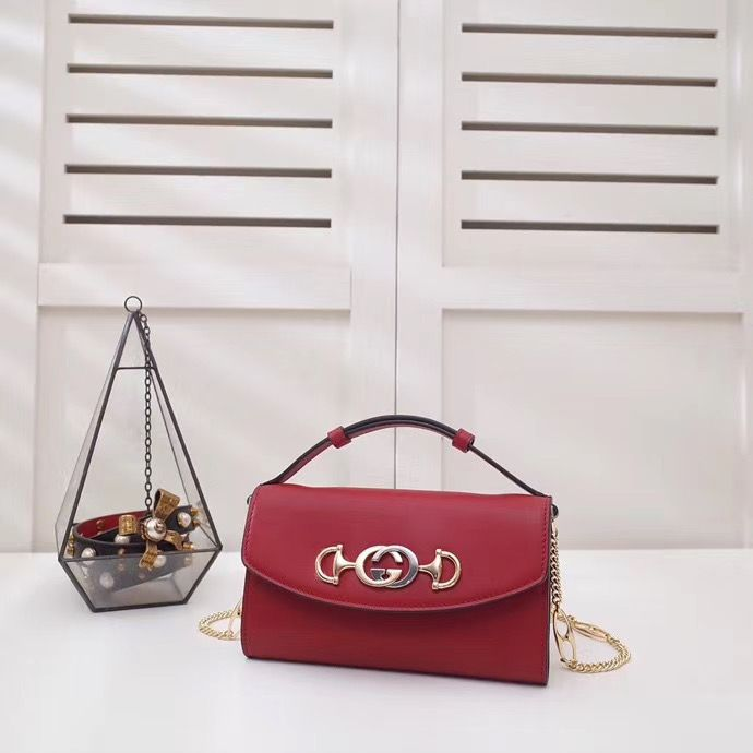 Gucci Zumi Shoulder Bag 18,5 cm