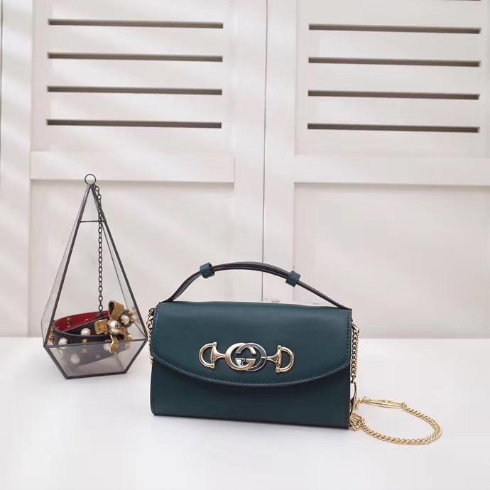 Gucci Zumi Shoulder Bag 18,5 cm