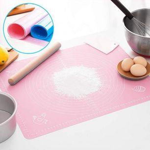 коврик силиконовый 30*40 см. для выпечки