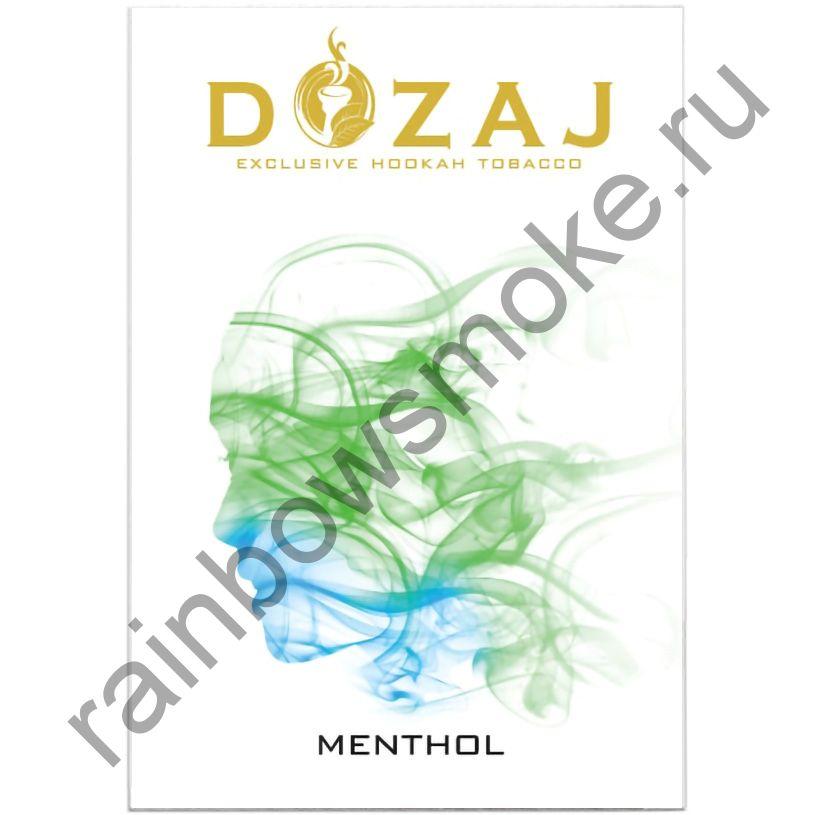 Dozaj 50 гр - Menthol (Ментол)
