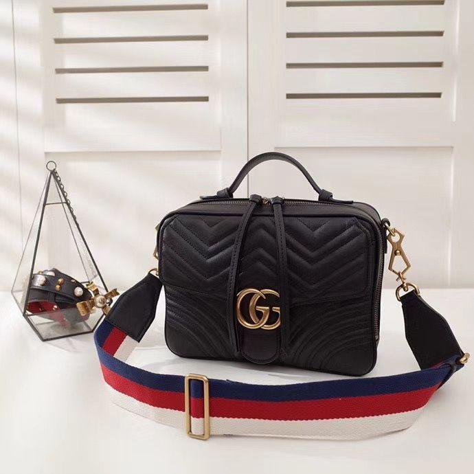 Gucci Marmont GG 25 cm
