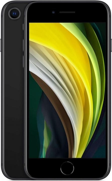 Iphone SE 2020 (черный) EU