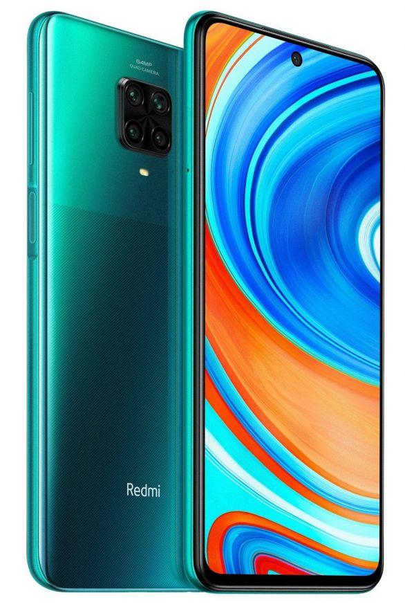 Xiaomi Redmi Note 9 Pro 6/64 Gb Зеленый