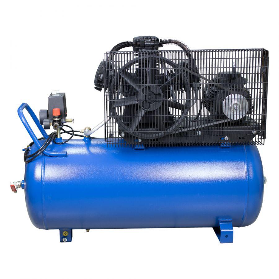 Компрессор поршневой 50.V47A REMEZA: 250 л/мин., 10 бар, ресивер 50 л., 1,5 кВт, 220В