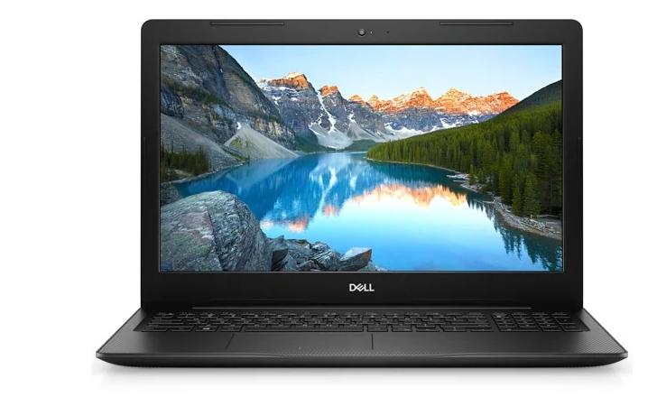 "Ноутбук DELL Inspiron 3583-8888 (CDC 4205U/4Gb/500Gb/Intel UHD Graphics 610/15.6"" HD/BT Cam/Linux) Черный"