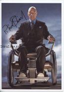 Автограф: Патрик Стюарт. Люди Икс