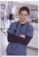 Автограф: Зак Брафф. Клиника