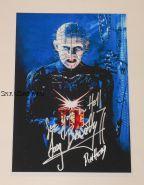 Автограф: Даг Брэдли. Восставший из ада