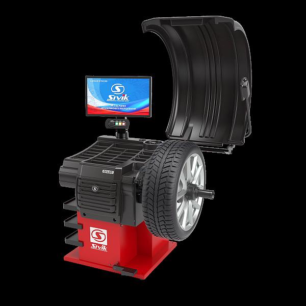 Балансировочный станок GELIOS СБМП-60/3D Plus (ЭМВ+УЗ)
